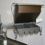4 Line dosing unit of spices